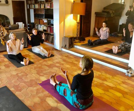 Yoga Les Séjours de L'Anthropologîte - Winenne